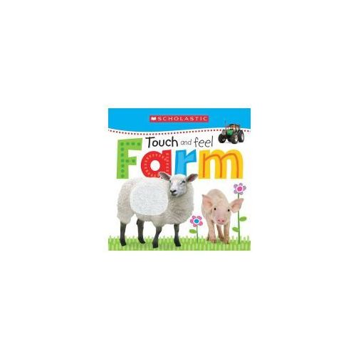 Touch and Feel Farm (dotykowa), Scholastic