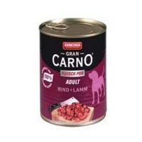 Animonda grancarno adult rind lamm wołowina + jagnięcina 400g (4017721827331)
