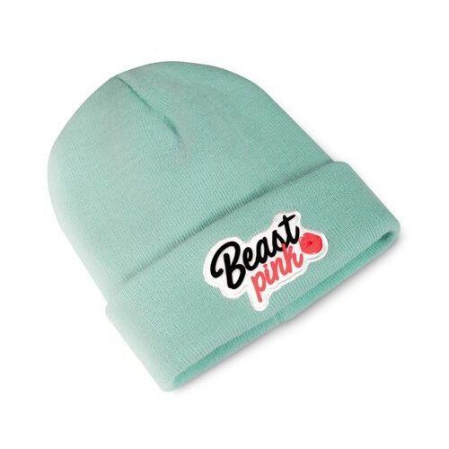 czapka zimowa beanie mint marki Beastpink