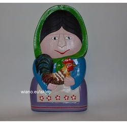 Rzeźby i figurki  twórca ludowy Wiano.eu
