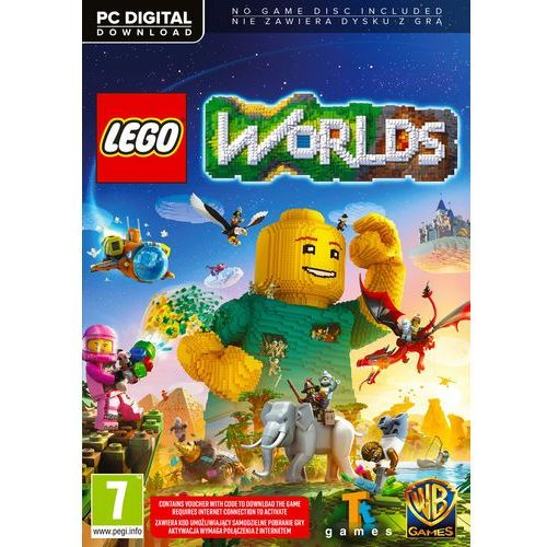 LEGO Worlds (PC)
