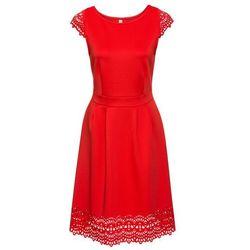 3a24c22872 Czerwona sukienka na ślub cywilny - zrezygnuj ze standardowych kolorów!