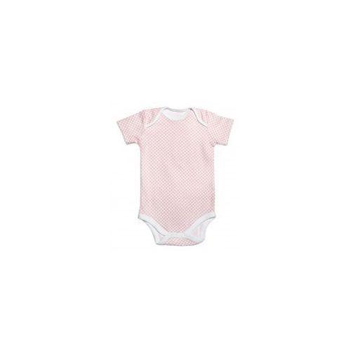 11a58a21b29701 ▷ Dziecięce body krótki rękaw różowa kratka (Dolce Sonno) - opinie ...