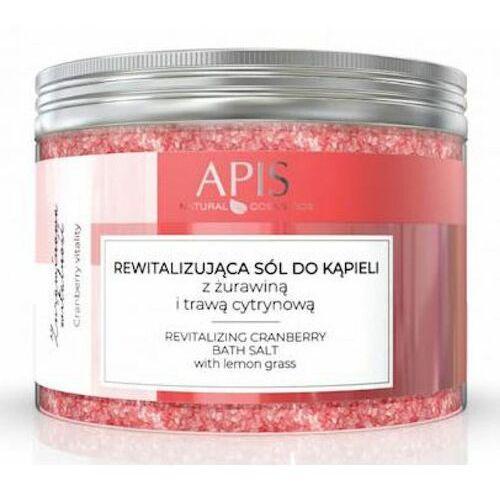 Apis arbuzowe orzeźwienie arbuzowa sól do kąpieli (49089) - Znakomita obniżka
