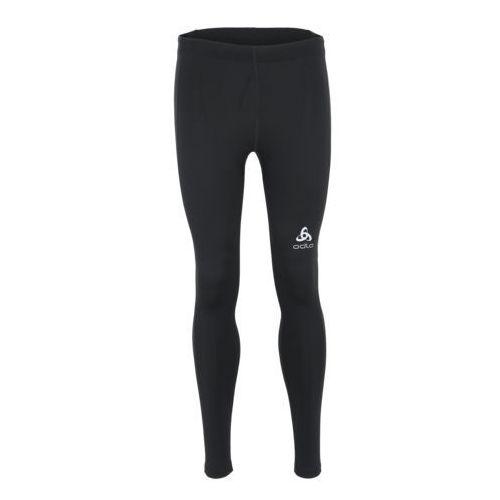 bl core light spodnie do biegania mężczyźni czarny s 2018 legginsy do biegania marki Odlo