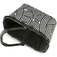 Koszyk na zakupy reisenthel carrybag zebra (rbk1032)