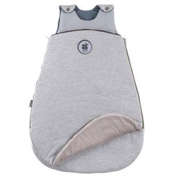 Candide śpiworek do spania air+ warm 68 cm, szary