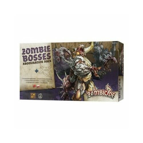 Portal games Zombicide: zombie bosses abomination pack (5902560381870)