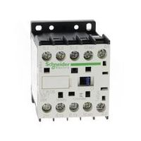 Schneider electric Stycznik miniaturowy 3 biegunowy ac3 6a 230v ac 1no lc1k0610p7  (3389110368819)