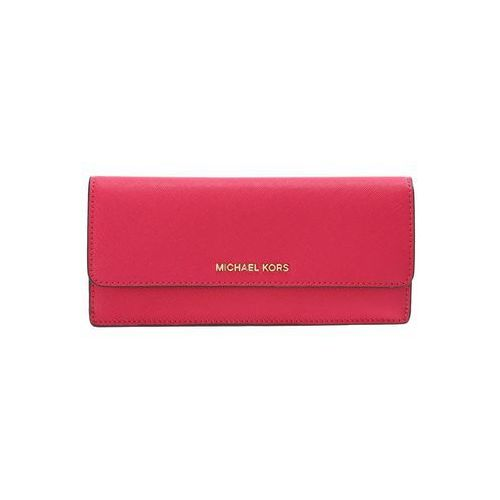 MICHAEL Michael Kors JET SET TRAVEL Portfel ultra pink