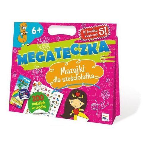Mega Teczka - Mazajki Sześciolatka (9788378748328)