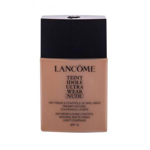 Lancôme teint idole ultra wear nude lekki podkład matujący odcień 05 beige noisette 40 ml - Genialny rabat
