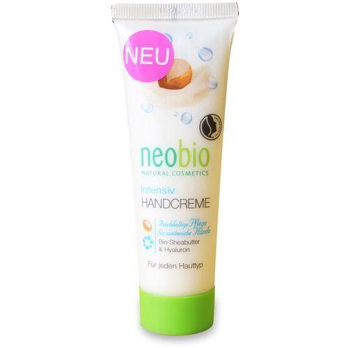 Neobio (kosmetyki eko) Krem do rąk intensywny z masłem shea i kwasem hialuronowym eko 50 ml - neobio - Promocja