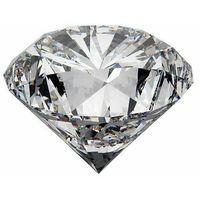 Diament 0,39/F/SI1 z certyfikatem - wysyłka 24 h!