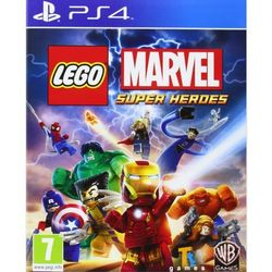 LEGO Marvel Super Heroes PL (PS4)