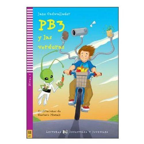 Lecturas ELI Infantiles y Juveniles - PB3 y las verduras + CD Audio (32 str.)
