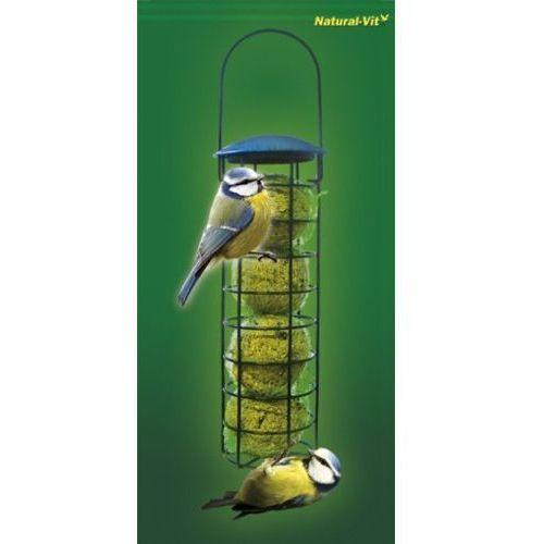Certech/benek Certech karmnik metalowy dla dzikich ptaków na kule tłuszczowe