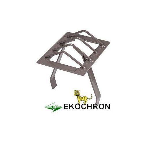 Ekochron spółka z ograniczoną odpowiedzialnością, spółka komandytowa Kratka ochronna komina 20x25 cm antracyt (ral 7016)