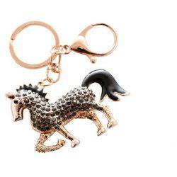 Carmani Breloczyk brelok koń do kluczy torby na prezent