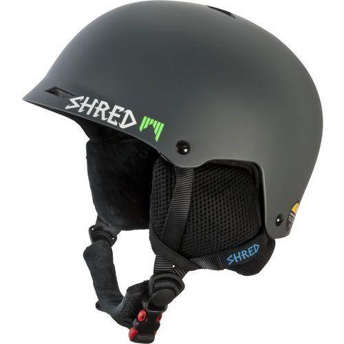 Shred half brain - kask snowboard rolki rower r. 52-56 cm xs/m