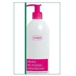 Kosmetyki do masażu Ziaja Ltd Zakład Produkcji Leków Biała Stokrotka