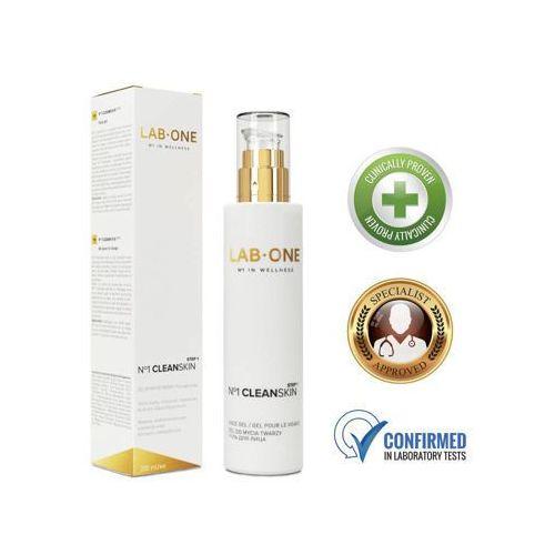 LAB ONE N°1 CleanSkin step 1 antybakteryjny żel do oczyszczania twarzy 200ml
