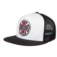 czapka z daszkiem INDEPENDENT - Truck Co Mesh White/Black (WHITE-BLACK) rozmiar: OS