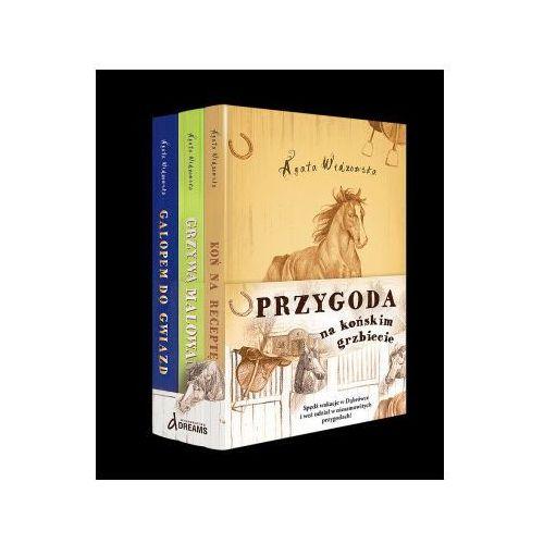 Pakiet przygoda na końskim grzbiecie, Agata Widzowska