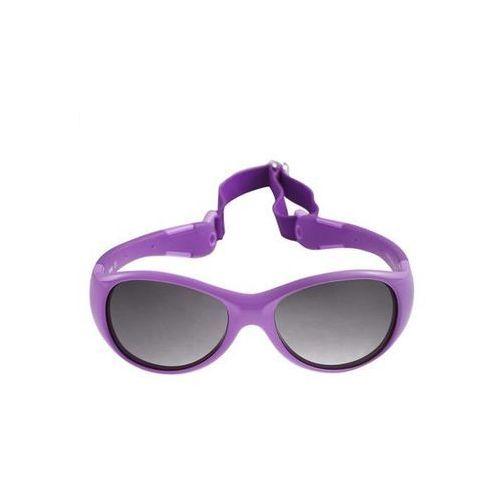 Okulary przeciwsłoneczne ulappa 4-8 lat uv400 fioletowe Reima