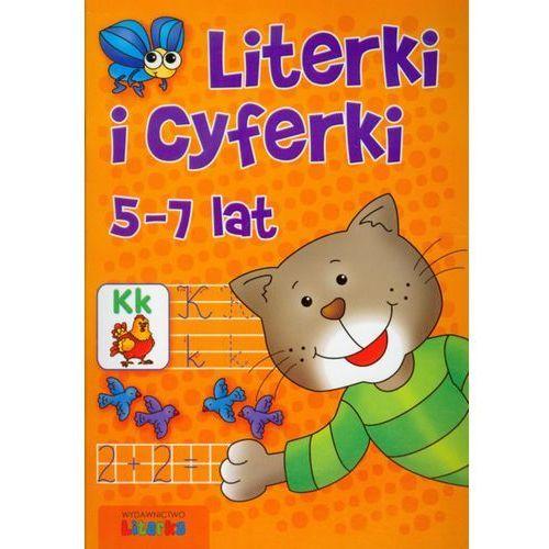 Literki i cyferki 5-7 lat (32 str.)