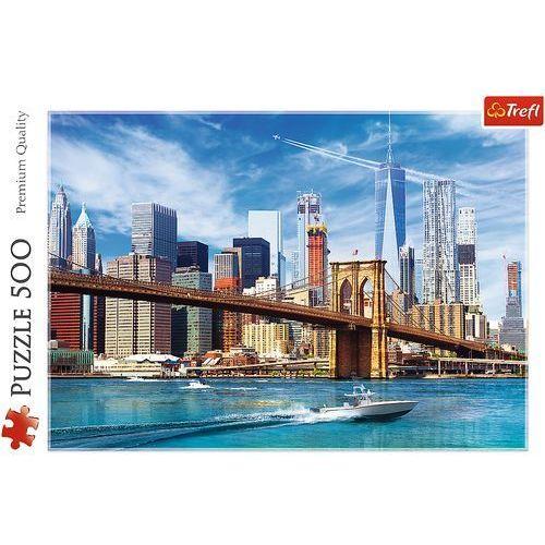Trefl Puzzle 500 widok na nowy jork (5900511373318)
