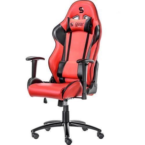 Fotel SPC Gear SR300 Red (SR300RD) Szybka dostawa! Producent Poleca Darmowy odbiór w 21 miastach!