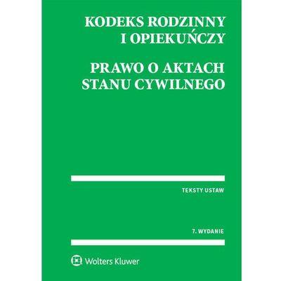 Prawo, akty prawne Wolters Kluwer