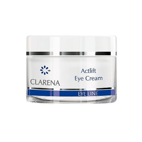 Actlift eye cream aktywnie liftujący krem pod oczy z diamentem 15 ml Clarena