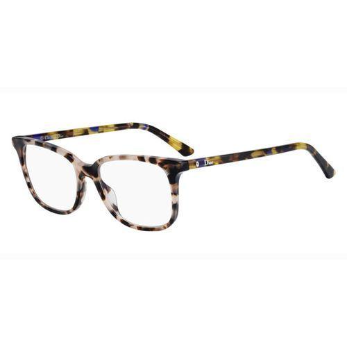 Okulary korekcyjne montaigne 27 2a0 Dior