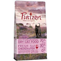 Karmy i przysmaki dla kotów  Purizon Cat