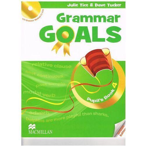 Grammar Goals 4. Podręcznik + CD (2014)