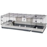 Zooplus exclusive Plaza 160 klatka dla małych zwierząt - dł. x szer. x wys.: 162 x 60 x 50 cm| -5% rabat dla nowych klientów| dostawa gratis + promocje (8010690155081)