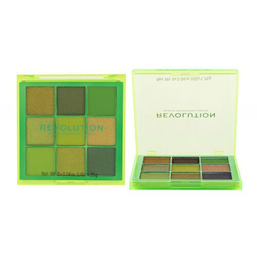 Makeup Revolution London Viva Neon cienie do powiek 11,25 g dla kobiet Up All Night - Super upust