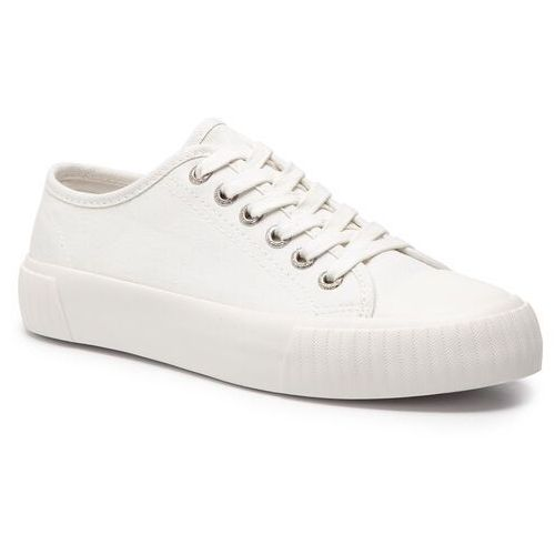 0bf9d78b Vagabond Trampki VAGABOND - Ashley W 4746-080-01 White, kolor biały