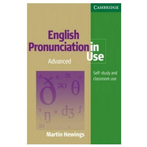 English Pronunciation in Use Advanced, Edition with Answers and Audio CDs, oprawa miękka