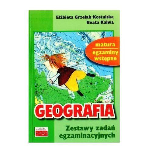 Geografia zestawy zadań egzaminacyjnych (2009)