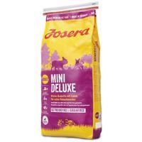 3,6 kg + 900 g gratis! karma sucha , 4,5 kg - minideluxe  darmowa dostawa od 89 zł i super promocje od zooplus! marki Josera