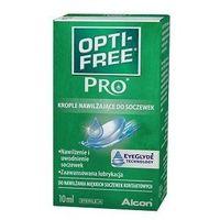 Alcon Opti-free pro nawilżające do soczewek 10 ml