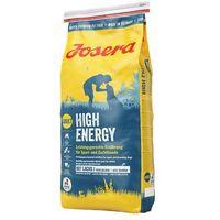 Josera high energy 15kg z dodatkiem łososia