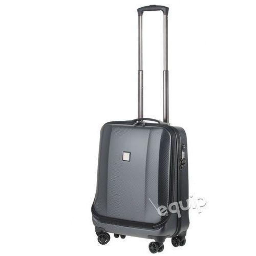 Titan xenon deluxe 4 przednie koło businesstrolley, walizka, jeden rozmiar, szary