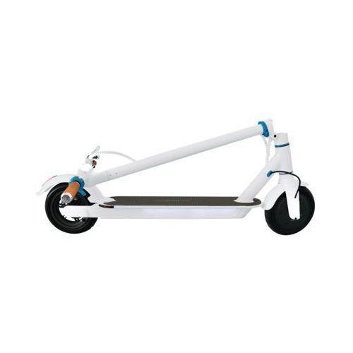 Hulajnoga elektryczna FRUGAL Clever Biały DARMOWY TRANSPORT (5906660502364)