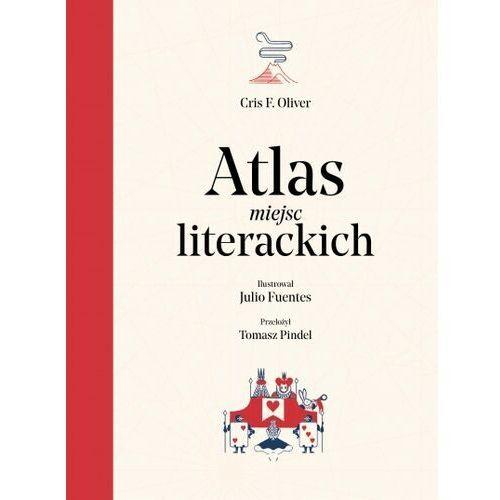 Atlas miejsc literackich (136 str.)