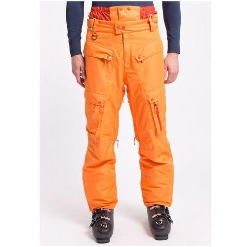 4400c9902 Spodnie narciarskie męskie spmn553 - pomarańcz marki 4f Najtaniej ...