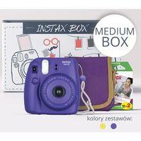 FujiFilm INSTAX MEDIUM BOX 2017 fioletowy (5902596315191)